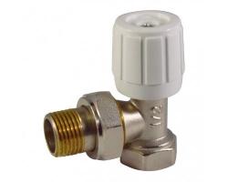 Клапан регулирующий для радиатора угловой 1/2 СТМ