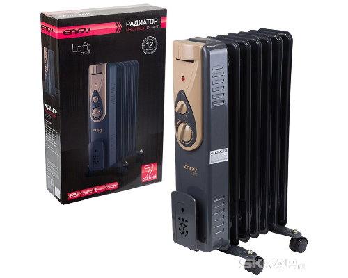 Радиатор масл. Engy EN-2407 (7 секций)