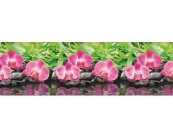 Кухонный фартук Орхидея 600*3000мм