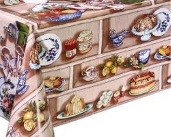 Клеенка DEKORAMA 1,4м 037А кухня