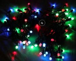 Гирлянда 70932 Сосулька светодиод.75 ламп