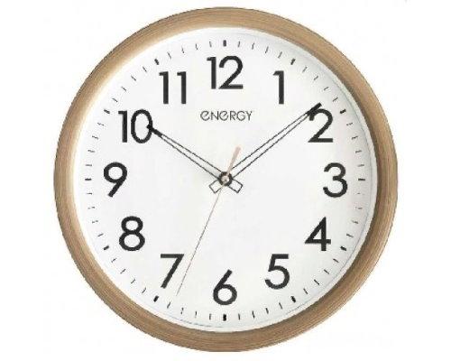 Часы настенные кварцевые ENERGY ЕC-116 круглые
