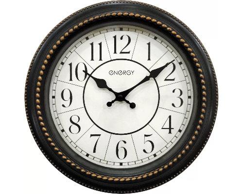 Часы настенные кварцевые ENERGY ЕC-118 круглые