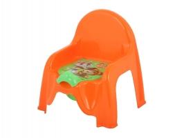 Горшок-стульчик 44 котенка М7642