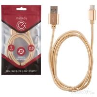 Кабель ENERGY ET-01 USB/MicroUSB