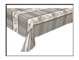 Клеенка ЖАСМИН на ткани 1,37м 1151CB-8057