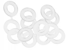 Прокладка 1/2 19х10х2мм силикон