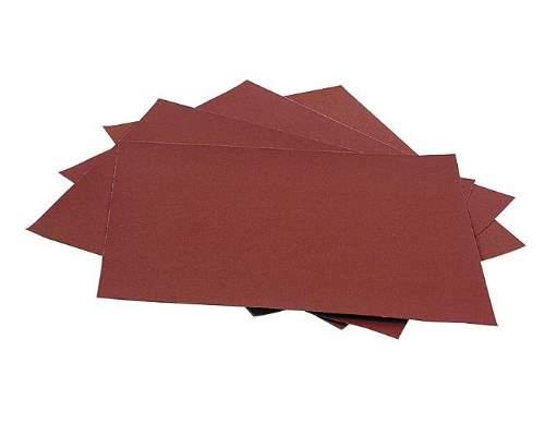 Набор водостойкой шлиф. бумаги (10шт)