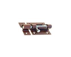 Задвижка дверная ЗД-01 полимер