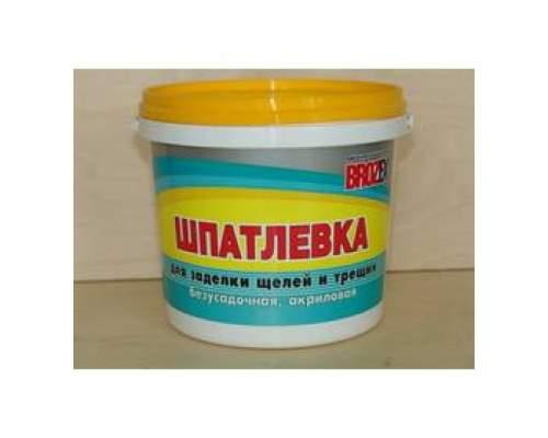 Шпатлевка для щелей BROZEX 1,3кг