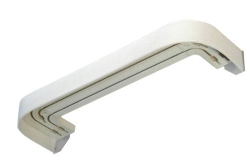 Карниз потолочный белый 2,8м