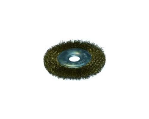 Щетка-крацовка плоская 0,3мм  150мм/25мм