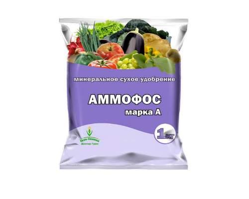 Удобрение Аммофос 1кг