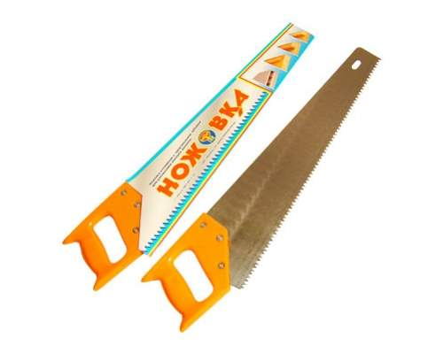 Ножовка по дереву 300мм зуб 4,0мм (Ижсталь)